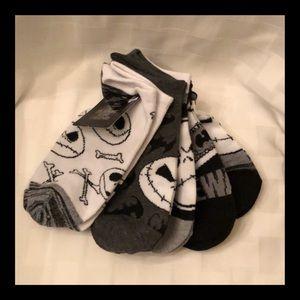 ❗️NEW❗️Nightmare Before Christmas Socks